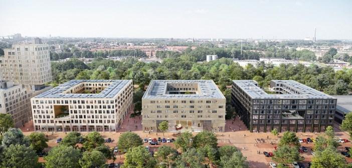 Officiële start bouw DeBuurt in Utrecht Overvecht