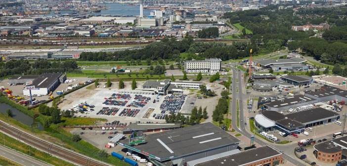PingProperties investeert in opwaardering van Euromaster-complex op bedrijventerrein Charloisse Poort te Rotterdam