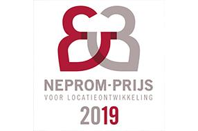 Vijf kanshebbers voor NEPROM-prijs voor locatieontwikkeling