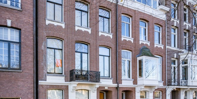 Aidence B.V. huurt Sarphatikade 8 te Amsterdam