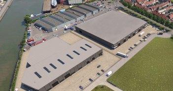 DHG verhuurt 4.700 m² aan de Merwedestraat 48 in Dordrecht