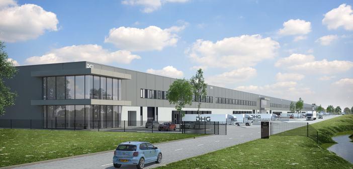 DHG verhuurt 43.000 m² SMARTLOG in Amsterdam aan Logwise