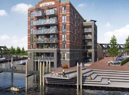 ERA Contour realiseert in Bergen op Zoom 21 appartementen en 14 herenhuizen