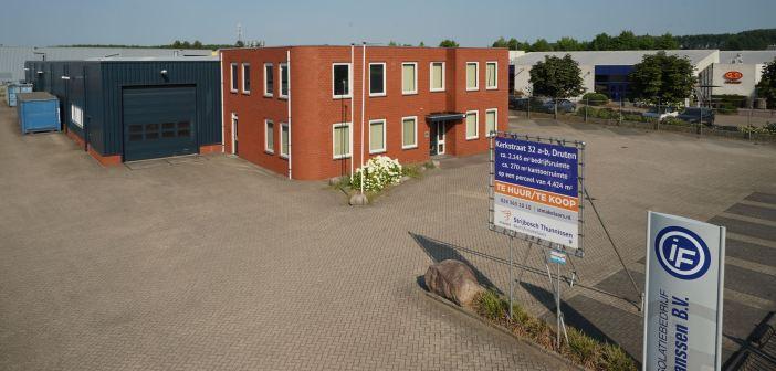 Kuypers Zorg voor Vastgoed koopt bedrijfspand aan de Kerkstraat 32 a-b te Druten