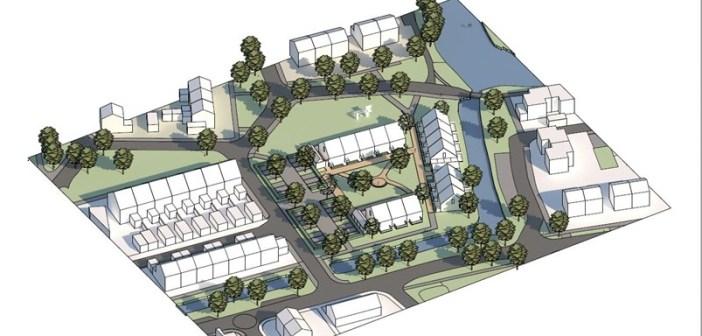 Nieuwbouw 37 sociale huurwoningen in Franeker