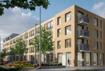 Nieuwe huurwoningen voor a.s.r. real estate in Plantage Diemen de Sniep