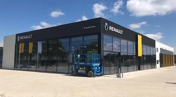 Renault-garage verhuist naar gloednieuwe vestiging in Oss