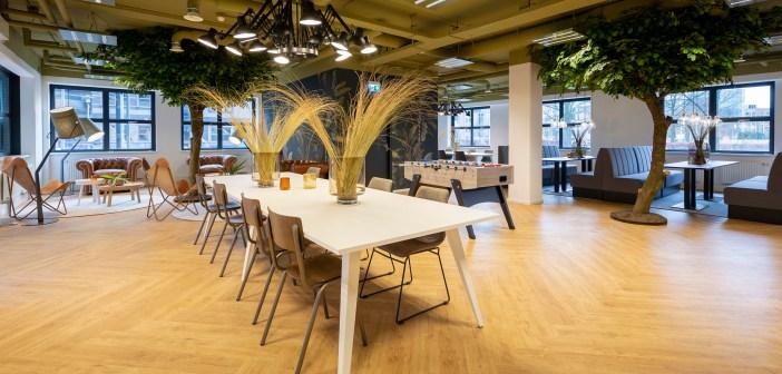 Sony Interactive Entertainment Benelux naar boetiekkantoor Olympus in Hilversum