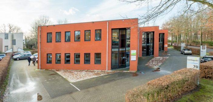 Zelfstandige kantoorvilla in Hengelo verkocht