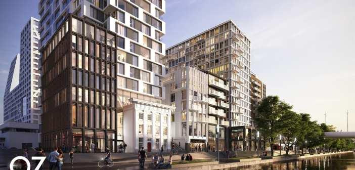 Amvest koopt 120 woningen in stationsgebied Utrecht