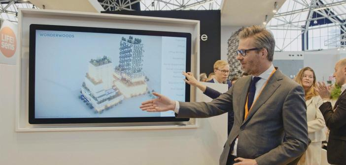 Crozzroads lanceert revolutionaire 3D-tool voor vastgoedproject Wonderwoods