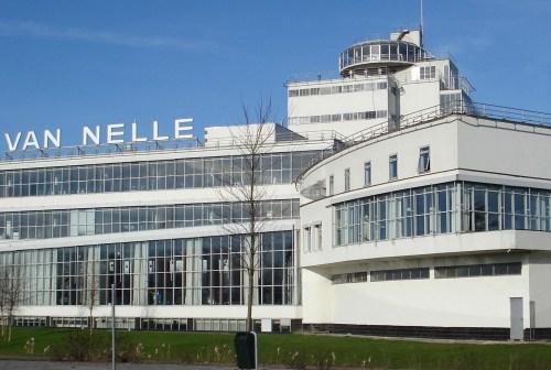 "IT Synergy B.V. huurt 770 m² kantoorruimte in ""Van Nelle Fabriek"" te Rotterdam"
