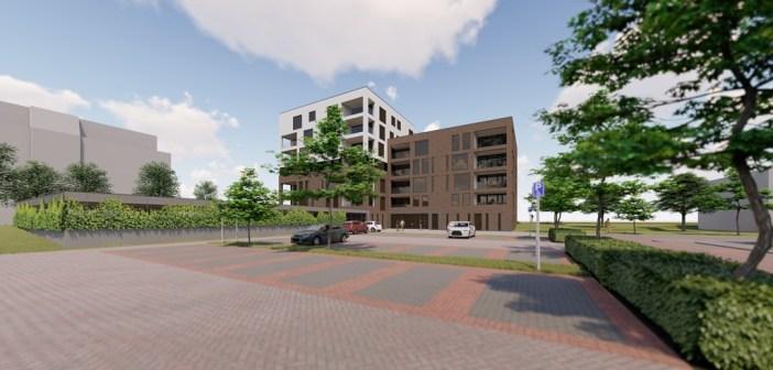 Nieuwbouw appartementencomplex De Marsch, Hardenberg