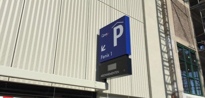 Q-Park opent vijftiende parkeergarage in Rotterdam