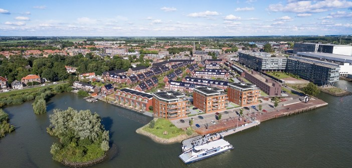 Start bouw duurzame en gasvrije woningen Kade Noord in Alblasserdam