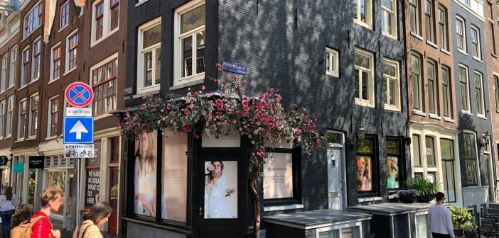 Bang & Olufsen huurt hoekpand in de 9 straatjes te Amsterdam