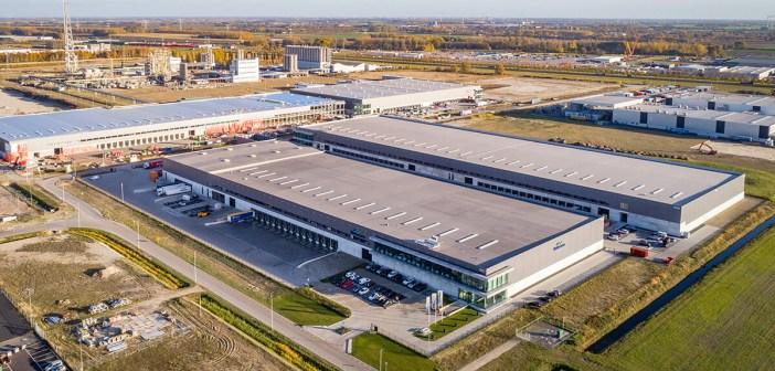 DHG verhuurt 3.993 m² ADR SMARTLOG aan Arena Warehousing