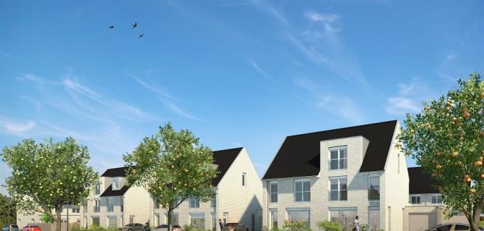 Gemeente Maastricht en AM geven startsein bouw 43 woningen in duurzame woonwijk ZouwdalVeste in Maastricht