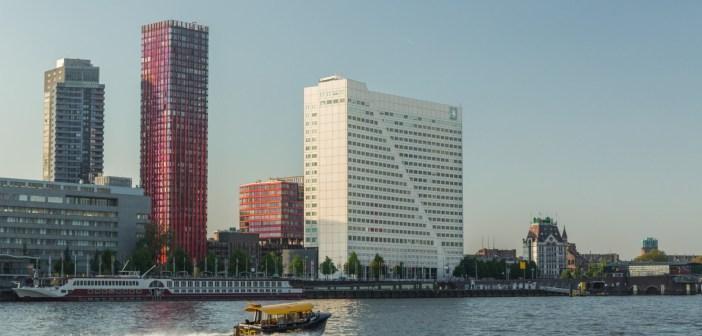 Huurders 14de verdieping Willemswerf Rotterdam starten vandaag in gerenoveerde kantoren