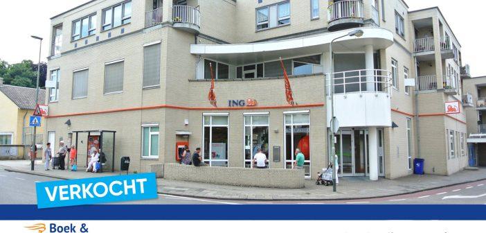 Voormalig ING-kantoor Valkenburg verkocht