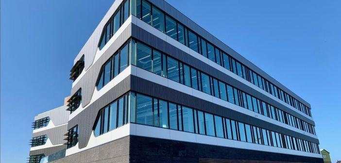 DuPont gebouw op Leiden Bio Science Park opgeleverd
