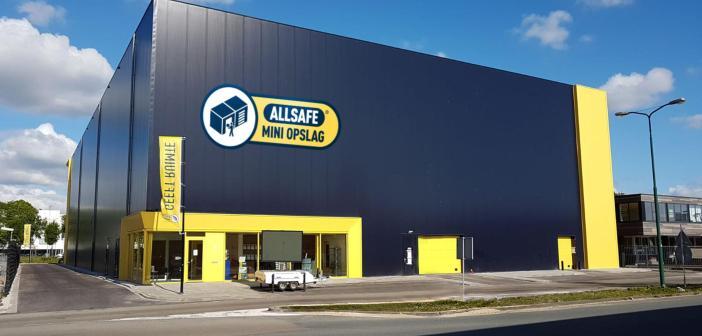 ALLSAFE Mini Opslag opent deuren vestiging Nieuwegein