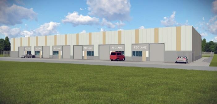 Nieuw bedrijfsverzamelgebouw in Oostrum – bouw start op korte termijn