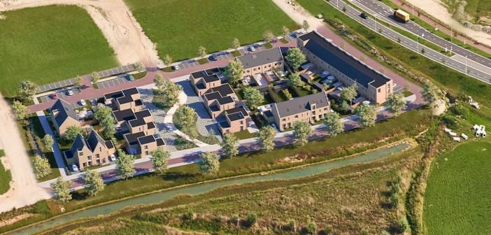 Bouw van 109 woningen Soetegaerde in Nijmegen gestart
