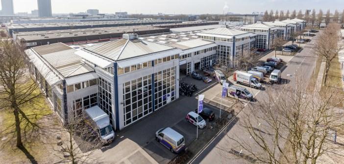 Drukkerij Rob Stolk B.V. huurt 1.270 m² bedrijfsruimte in Park West aan de Gyroscoopweg 78, Amsterdam