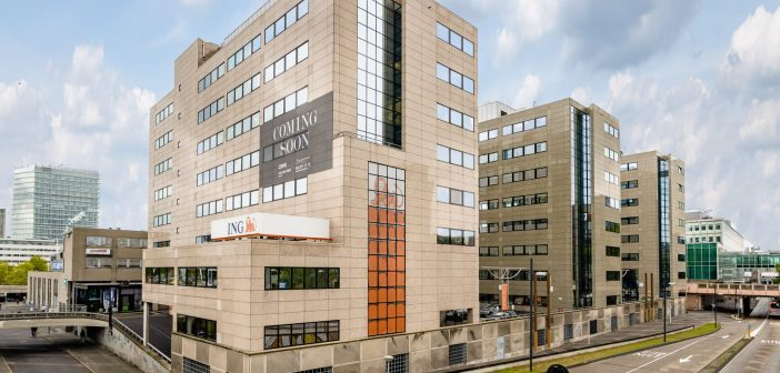Exact Software huurt 625 m² in BLOQ Offices Eindhoven