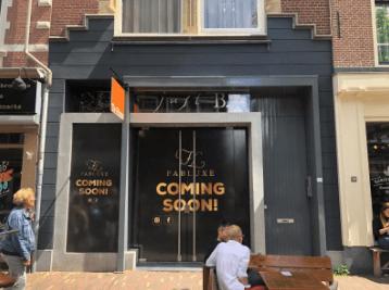 Fabluxe opent nieuwe winkel aan de Grote Houtstraat 163 te Haarlem