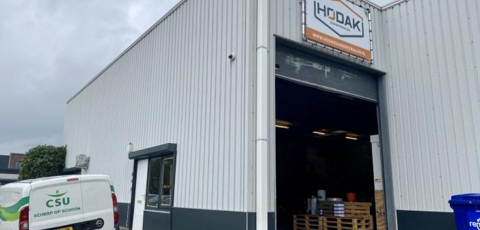 Bedrijfsruimte Korenpad 2b te Nijmegen verhuurd aan ESBE Europe Solartechniek