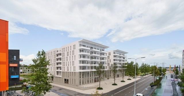 ASR Dutch Core Residential Fund koopt 78 appartementen aan de Boumaboulevard in Groningen