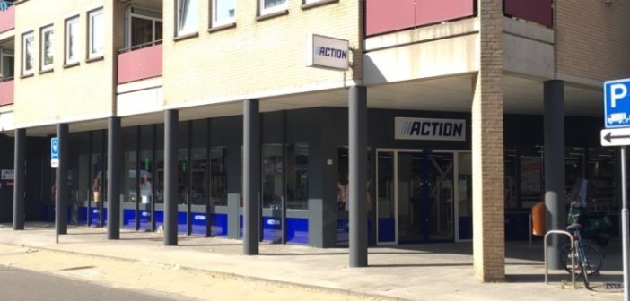 Action geopend in Tilburg