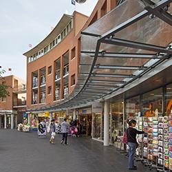 Bouwinvest Retail Fund verhuurt ca. 185 m² in winkelcentrum Heyhoef Tilburg