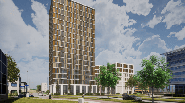 Doniger Urban Developments en Camelot Real Estate tekenen Aanneemovereenkomst met Dura Vermeer Bouw Midden West