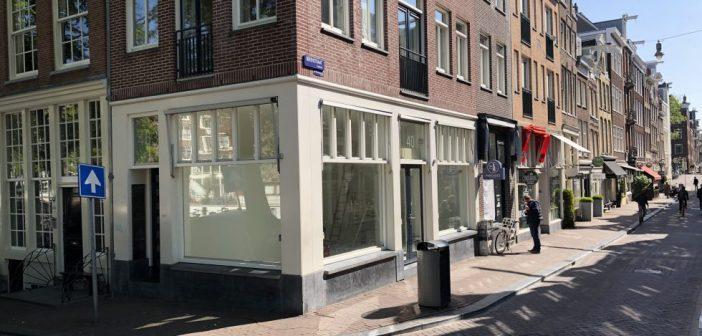 Moscot huurt een winkelruimte aan de Berenstraat 40 te Amsterdam