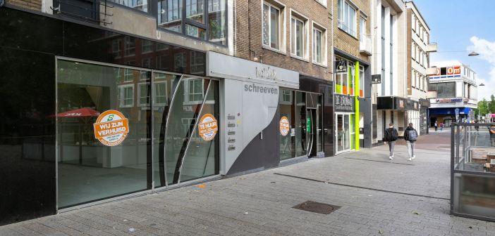 Aphrodite Clinic nieuwe huurder van Plein 1944 nr. 24 te Nijmegen