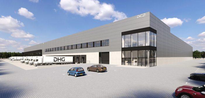DHG breidt huur FreightNed in Ooosterhout met 10.000 m² uit naar 42.000 m²