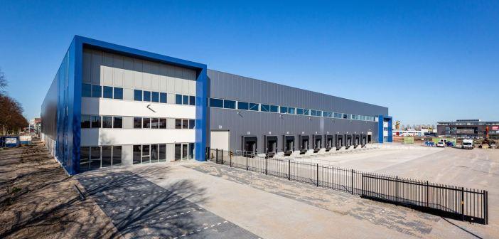Delin Property verhuurd circa 6.309 m² in de Rotterdamse Waalhaven aan Seko Logistics