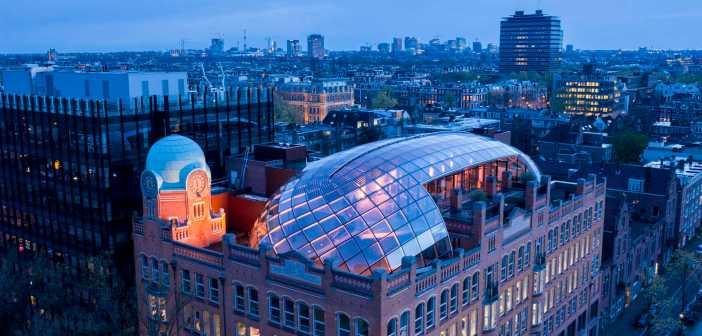 Diamantbeurs, Capital C Amsterdam wint Nationale Staalprijs 2020