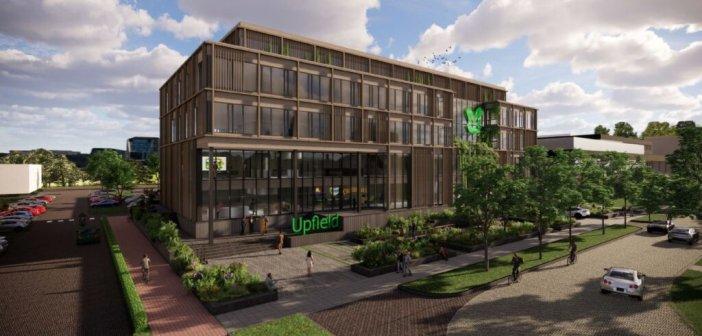 Nieuw Innovation Center in Wageningen Food Valley