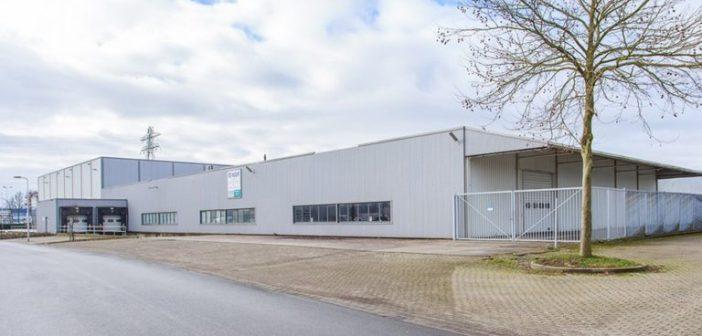 Nieuwe bedrijfsruimte voor Huus B.V. aan de Smaragdstraat in Hengelo