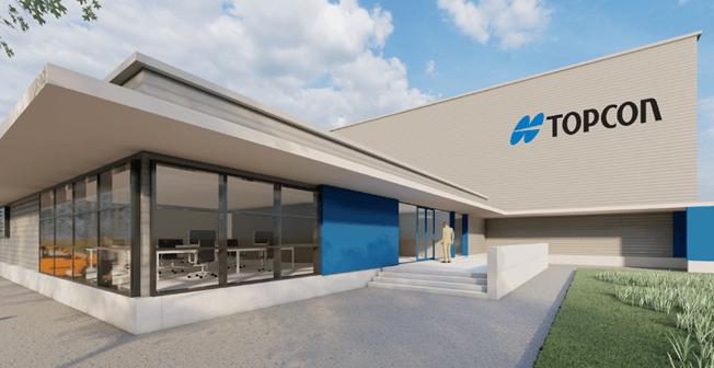 PingProperties ontwikkelt nieuw distributiecentrum voor Topcon op Dutch Tech Campus, Zoetermeer
