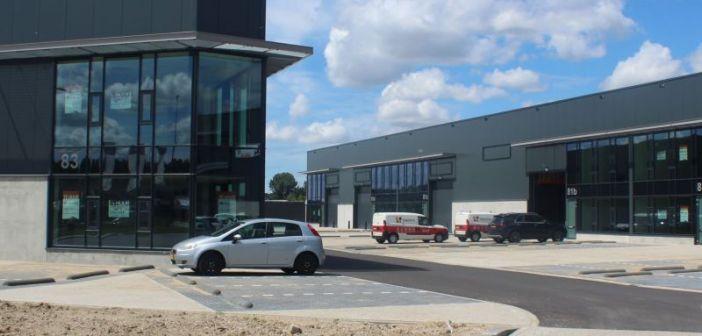 VETkanaal B.V. huurt bedrijfsruimte van 773 m² aan Florijnstraat 81A te Ridderkerk
