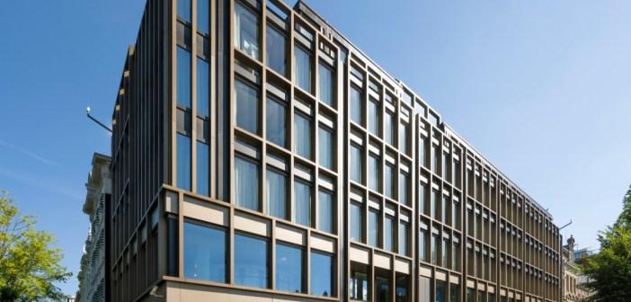 """DNB (De Nederlandsche Bank) verkoopt """"Het Parkgebouw"""" in Amsterdamse binnenstad"""