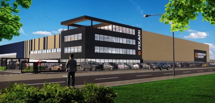 Fixami huurt 16.000 m² warehouse in DC Kraaiven in Tilburg