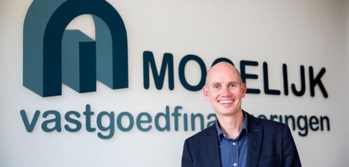 Mogelijk Vastgoedfinancieringen benoemt Folkert Eggink tot algemeen directeur