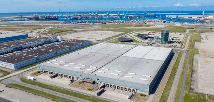 Propertize verkoopt distributiecentrum op de Maasvlakte in Rotterdam aan Clarion Partners Europe