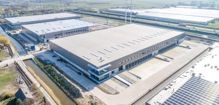 DHG verhuurt ruim 16.000 m² in Den Haag aan The Insectory